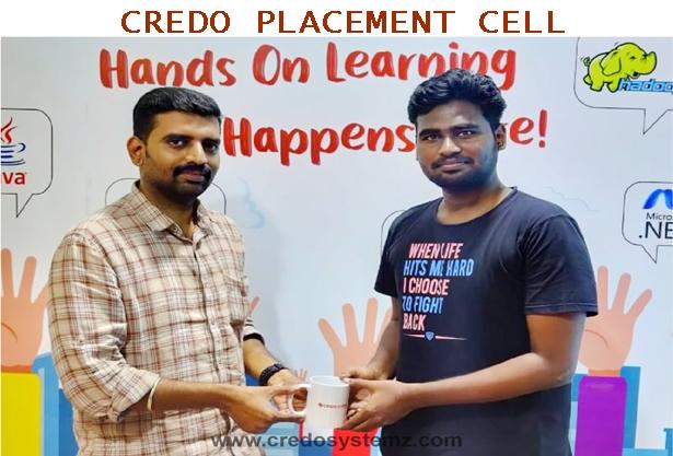 Credo Systemz Placement Updates - UI Development